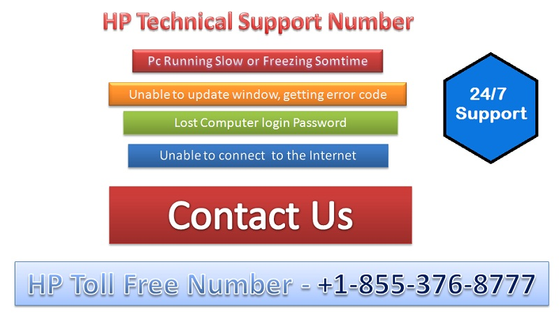 HP Laptop Technical Support Number For Safe Against Virus